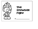Snowball Fight Writing