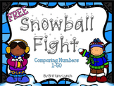 Snowball Fight (comparing numbers)