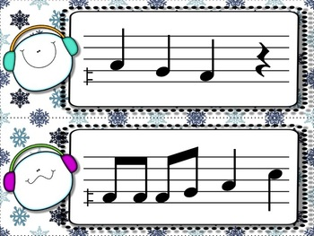 Snowball Flurry!  A Collection of Melodic Games for Practicing re-pentatonic