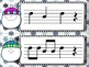 Snowball Flurry!  A Collection of Melodic Games for Practicing so-mi