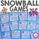 Snowball Classroom Games