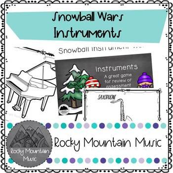 Snowball Instrument War