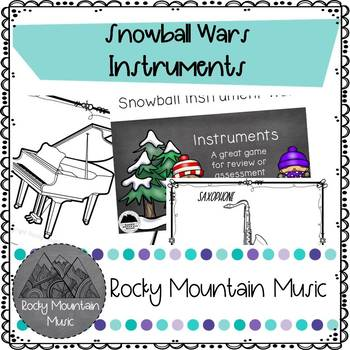 Snowball Instrument War