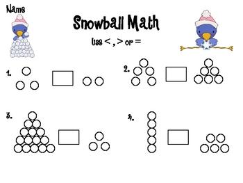 Snowball Math