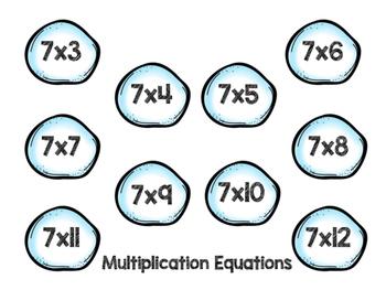 Snowball Multiplication