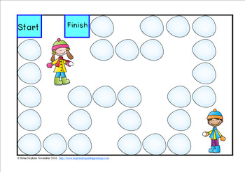 Snowball Multiplication Race