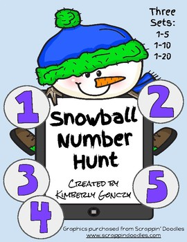 Snowball Number Hunt