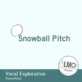 Snowball Pitch - Vocal Exploration POWERPOINT