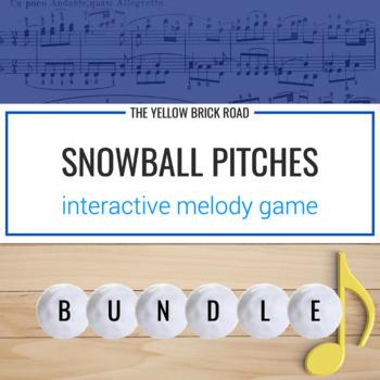 Snowball Pitches Bundle