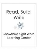 Snowball Read, Build, Write
