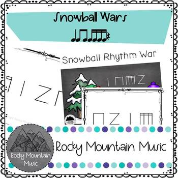Snowball Rhythm Wars