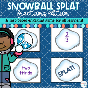Winter Fractions Game