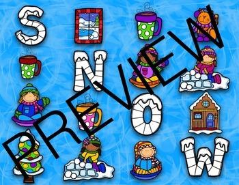 Snowball Surprise Music Rhythm Game {Ta and Ti-Ti}