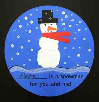 Snowball Theme Book