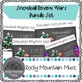 Snowball War Bundle Set