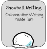 Snowball Writing Prompts