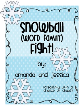 Snowball (word family) Fight!