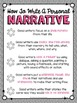 Snowballing Into Writing (Common Core Writing Activities)