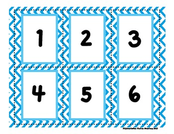 Snowballs!  Interactive Playdough Mats, Counting Centers & Games, and Printables