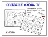 Snowballs Making 10