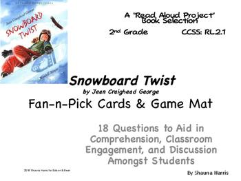 Snowboard Twist Fan-N-Pick