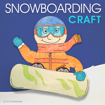 Snowboarding Craft - Winter Sports