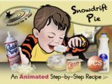 Snowdrift Pie - Animated Step-by-Step Recipe PCS