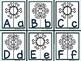 Snowflake ABC Puzzles