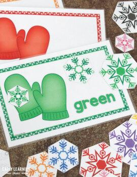 Snowflake Activities Bundle | Winter Activities Bundle