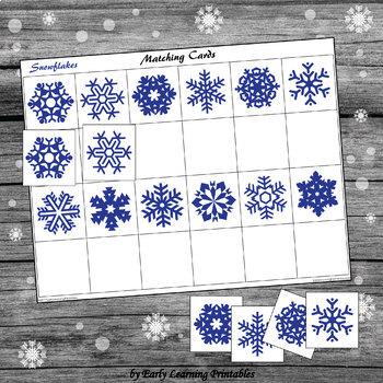 Snowflake Activity Pack