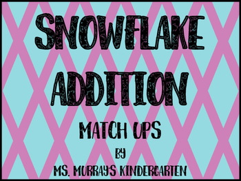 Winter Addition Match Ups