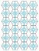 Snowflake Alphabet