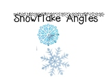 Snowflake Angles : Complementary & Supplementary
