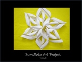 Snowflake Art Project