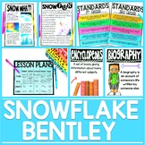 Snowflake Bentley Lesson Plans and Unit