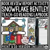 Snowflake Bentley Activities Lapbook- Book Review Template