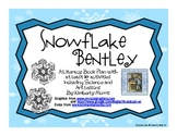 Snowflake Bentley A Literacy Book Plan with Writing, Scien
