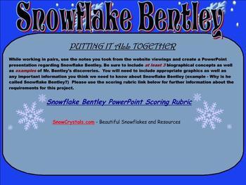 Snowflake Bentley - A Symmetrical Adventure