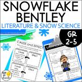 Snowflake Bentley Activities   Winter Science & Literature   DIGITAL AND PRINT