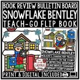 Snowflake Bentley Activity [Flip Book Review Template- Winter Reading Activity]
