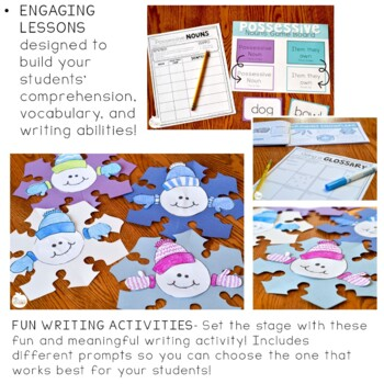 Snowflake Bentley Close Reading Activities