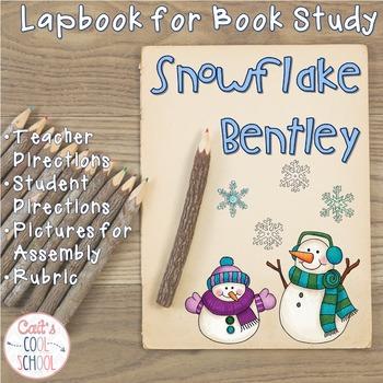 Snowflake Bentley Foldable Lapbook