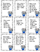 Snowflake Bentley Higher Level Thinking Task Cards
