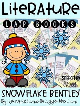 Snowflake Bentley Literature Lap Book