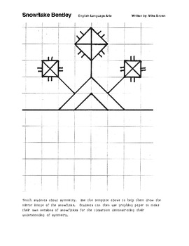 Snowflake Bentley STEM or FLEX Day