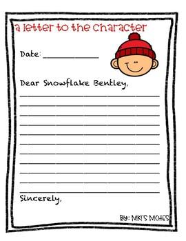 Snowflake Bentley Study