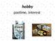 Snowflake Bentley Vocabulary Power Point with Quiz