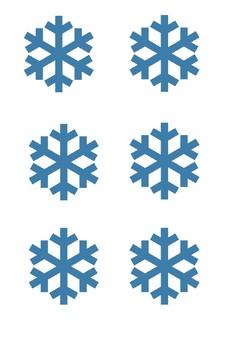 Snowflake Bentley Word Search