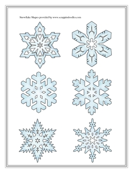 """""""Snowflake Bentley"""", by JB Martin, Questions and Projects"""