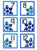 Snowflake Calendar Cards